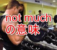 notmuch意味